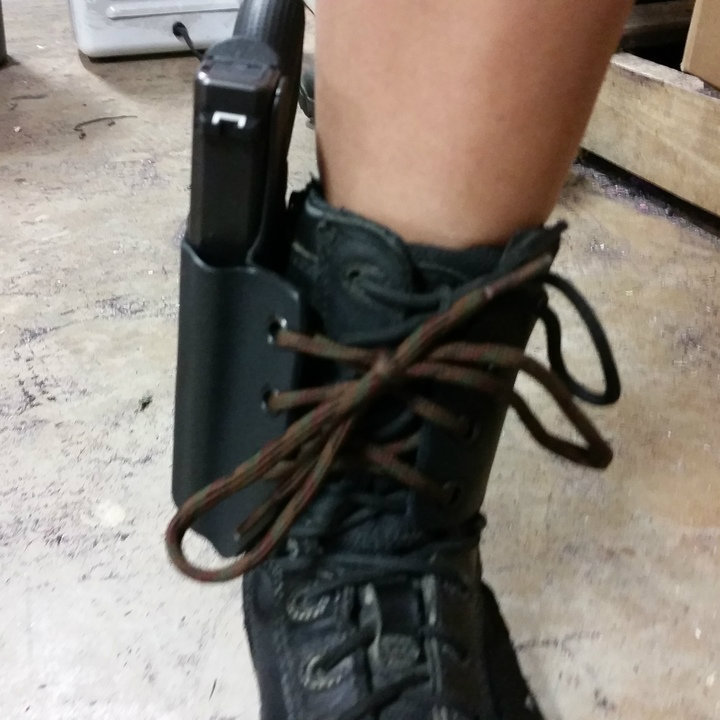 cook s holsters boot holster the armed lutheran