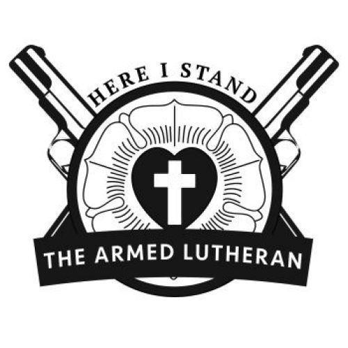 logo terms of use the armed lutheran