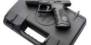 Beretta Unveils New APX Pistol