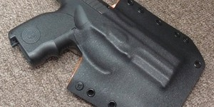 Zero Concealment Felon Holster Review
