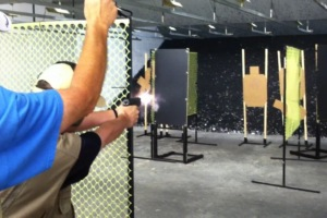 Indoor Idpa At Dfw Gun Range The Armed Lutheran